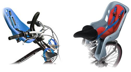 כיסא אופניים לתינוקות