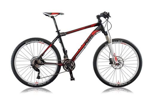 אופני זנב קשיח