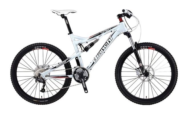 מפואר מאמר אופניים | כתבה | ההבדל בין אופני שיכוך מלא ואופני זנב קשיח IX-54