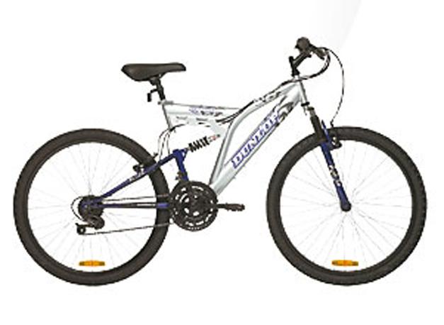 מקורי פורום אופניים - גניבות ואבדות - אופני הרים של DUNLOP שיכוך מלא JJ-03