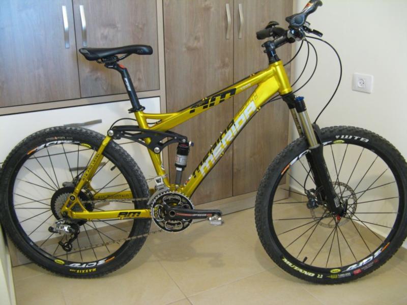 כולם חדשים פורום אופניים - כללי - אשמח לקבל חוות דעת על אופניים מסוג מרידה OC-01