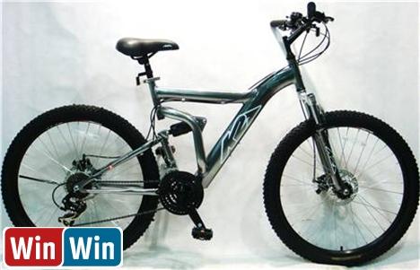 משהו רציני פורום אופניים - טכני - אופני K2 ZB-97